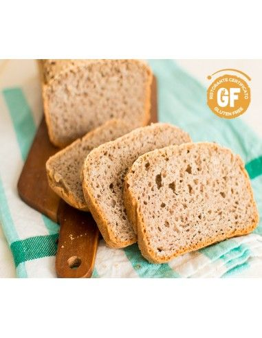 PANE MULTICEREALE GLUTEN FREE