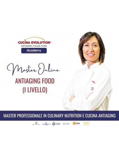 Master Online Antiaging Food (I Livello)