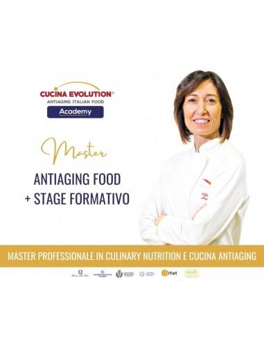 Master In Culinary Nutrition e Cucina...