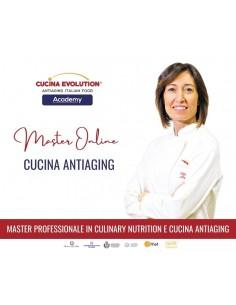 Master Online Cucina Antiaging