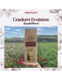 CRACKERS EVOLUTION DA 200 g