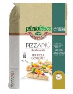 Semilavorato ai Cereali per Pizza Gourmet