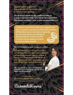 CAFFE' EXCELLENCE - 100% ARABICA TOSTATURA PROLUNGATA
