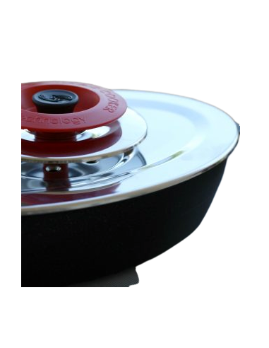 PENTOLA OVALE + COPERCHIO Magic Cooker