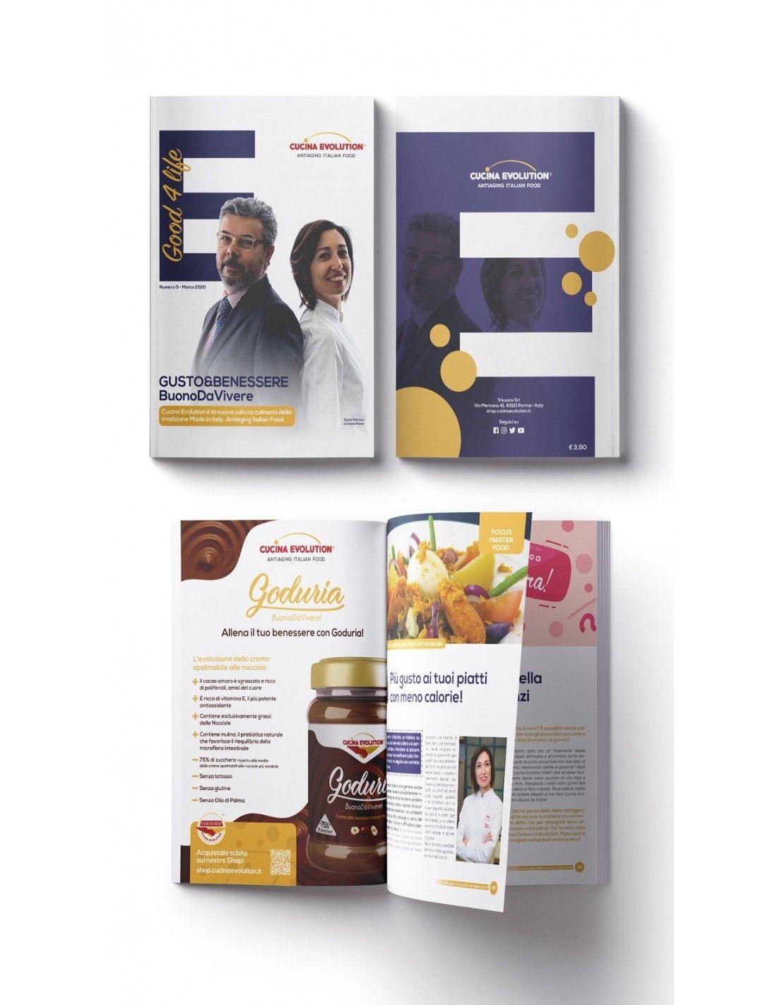1 Edizione Magazine Di Cucina Evolution