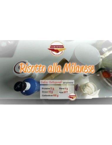 VIDEO RICETTA - RISOTTO ALLA MILANESE...