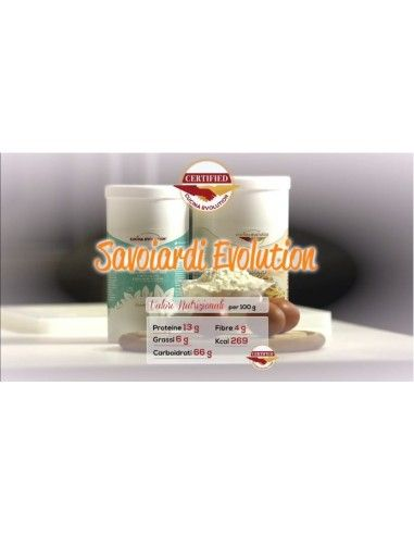 VIDEO RICETTA - SAVOIARDI EVOLUTION